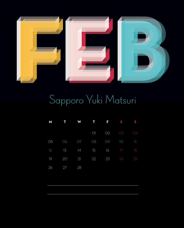 Jap Calendar 02
