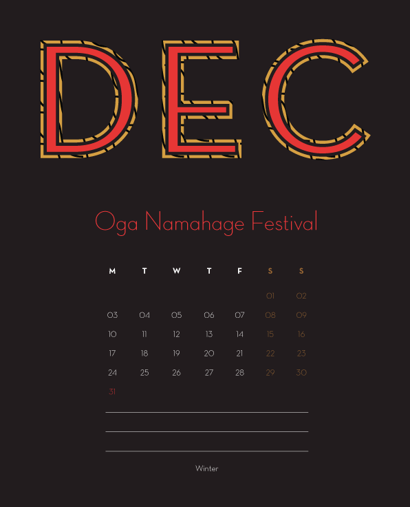 Jap Calendar 12