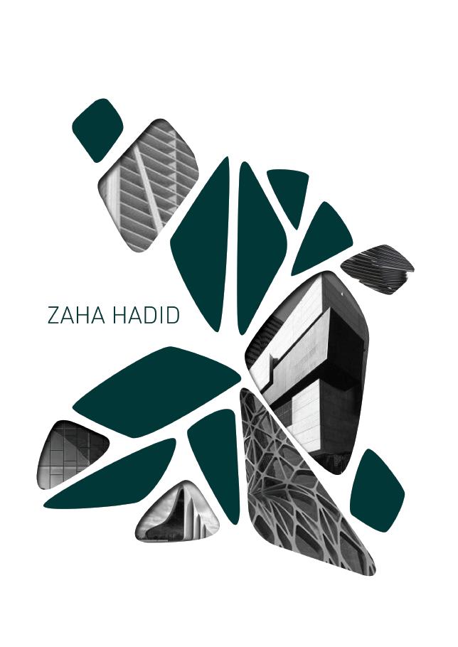 Zaha Hadid monograph cover