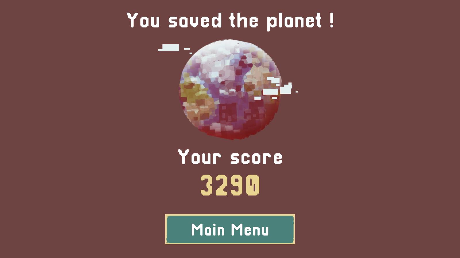 No humans - Score