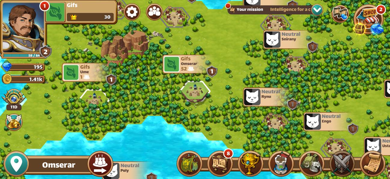 Million Lords - Screenshot