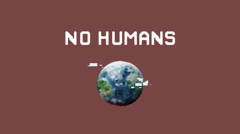 No humans - banner