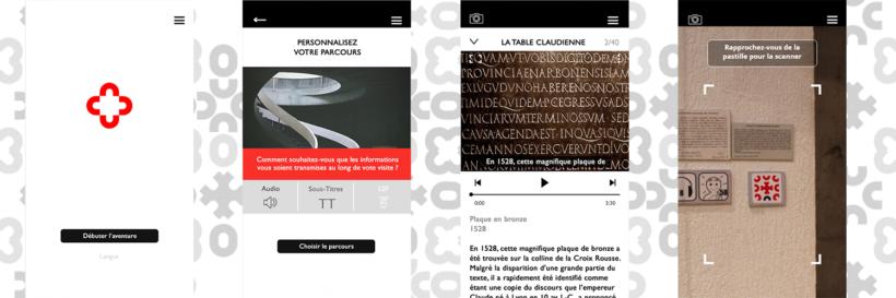 Lugdunum – Museum app