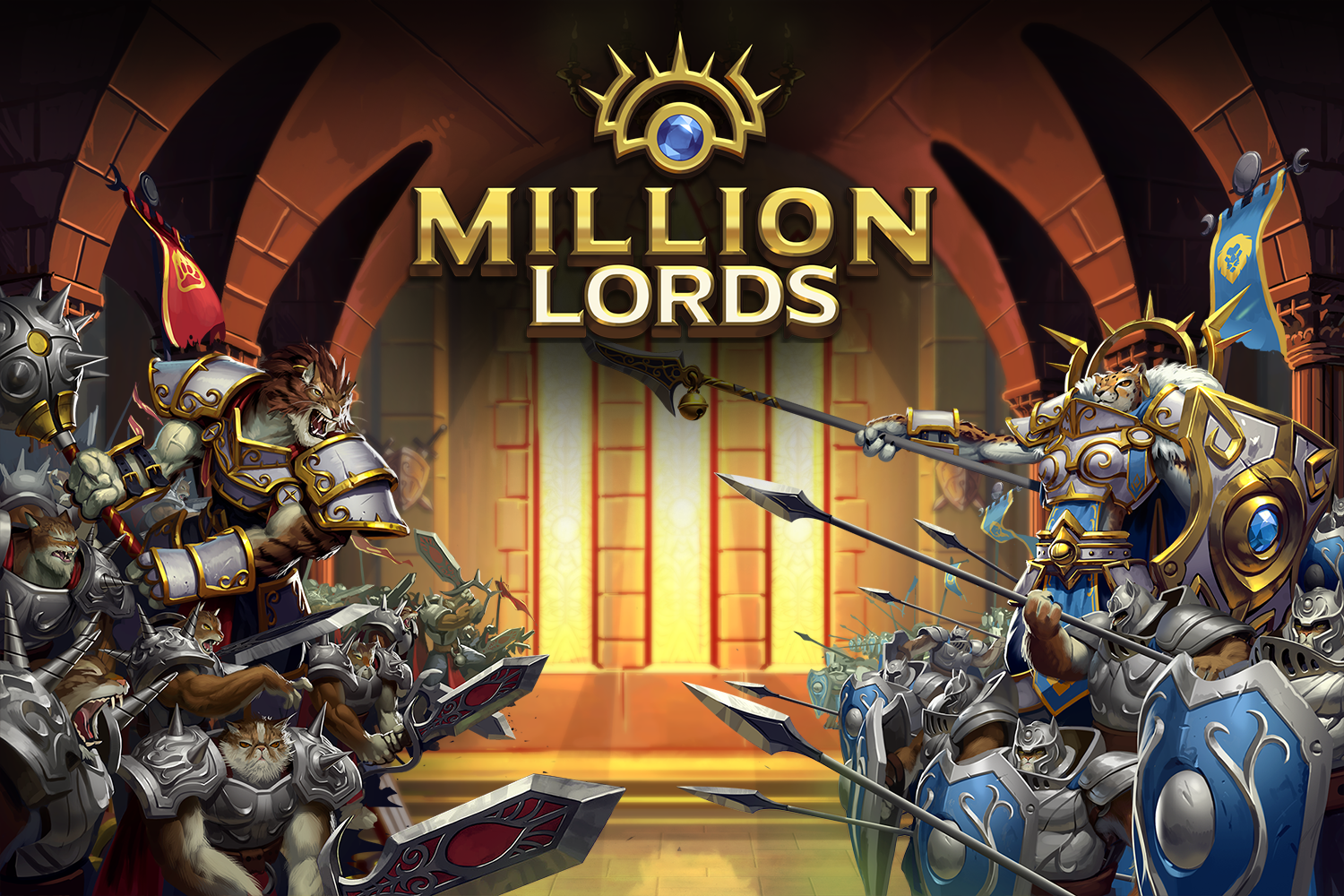 Laila bouchara UX/UI designer - Million lords mobile game