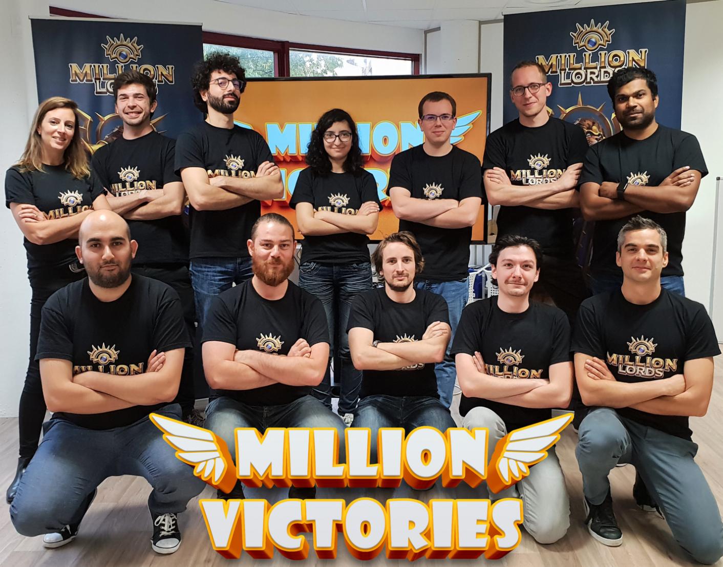 Million Lords - Team
