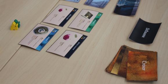 Ulir dungeon – Board game