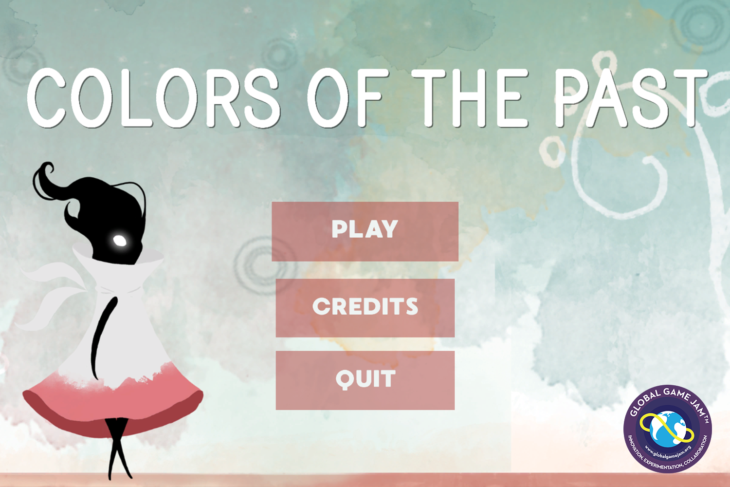 Laila bouchara UX/UI designer - Colors of the past narrative game global game jam