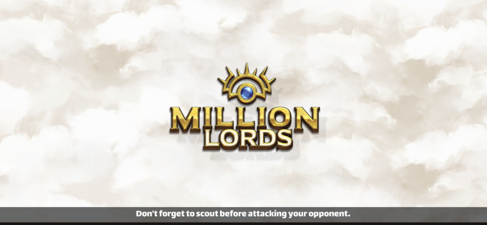 Million lords - Loading tips